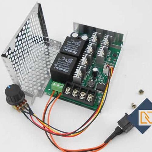 Bộ điều khiển tốc độ động cơ dc 40a có đảo chiều - vỏ nhôm - 20050842 , 25253828 , 15_25253828 , 280000 , Bo-dieu-khien-toc-do-dong-co-dc-40a-co-dao-chieu-vo-nhom-15_25253828 , sendo.vn , Bộ điều khiển tốc độ động cơ dc 40a có đảo chiều - vỏ nhôm