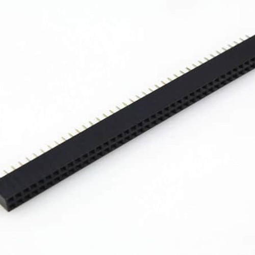 2 rào cái đôi chân thẳng 2x40pin loại thường