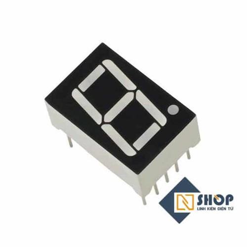 4 led 7 đoạn 0.56 inch cathode âm chung