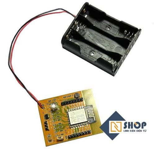 Kit rf thu phát wifi esp8266 v12 - 20051384 , 25254412 , 15_25254412 , 91000 , Kit-rf-thu-phat-wifi-esp8266-v12-15_25254412 , sendo.vn , Kit rf thu phát wifi esp8266 v12