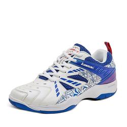 Giày bóng chuyền, bóng bàn Kawasaki K080 mầu trắng xanh