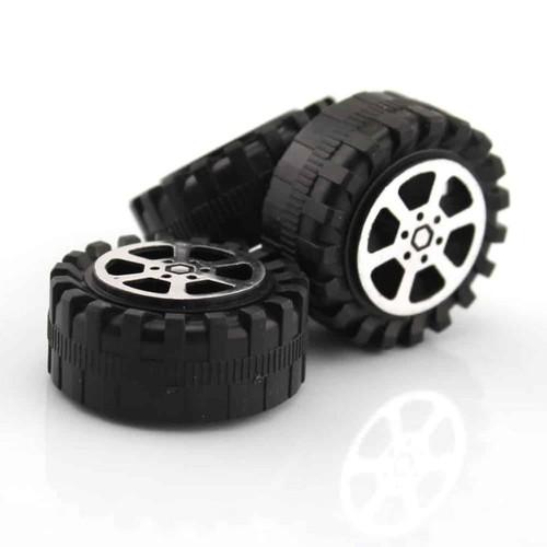 4 bánh xe nhựa 42mm