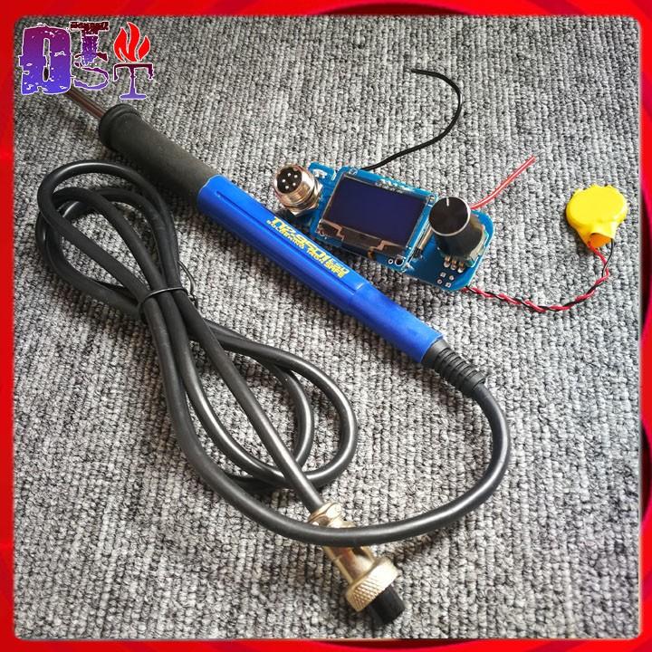 Bộ trạm hàn DIY T12 Hakko Fx-9501