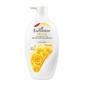 Sữa tắm Enchanteur Deluxe Charming 650g hàng công ty - STE909