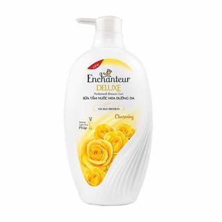Sữa tắm Enchanteur Deluxe Charming 650g hàng công ty - STE909 thumbnail