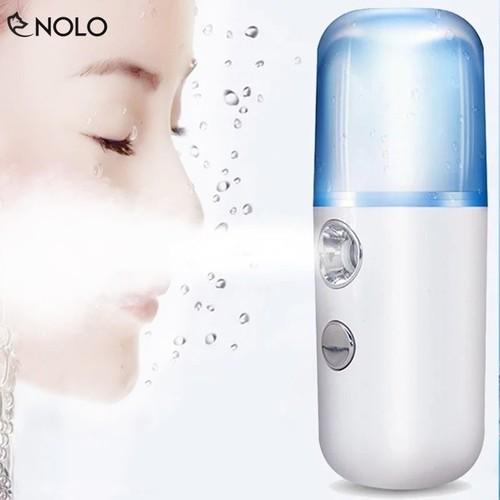 Máy xịt khoáng phun sương nano cấp ẩm cho da dung tích 30ml pin sạc dung lượng 380mah thích hợp cho mọi loại da