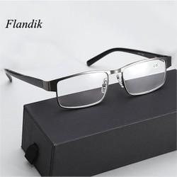 Kính viễn thị kính lão thị TITANIUM DC133207 cao cấp mắt cực sáng và trong bảo hành 1 đổi 1