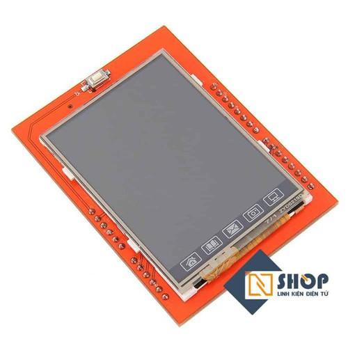 Màn hình cảm ứng arduino tft shield 2.4 inch - 20051580 , 25254621 , 15_25254621 , 150000 , Man-hinh-cam-ung-arduino-tft-shield-2.4-inch-15_25254621 , sendo.vn , Màn hình cảm ứng arduino tft shield 2.4 inch