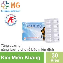 COMBO 5 Kim Miễn Khang – Điều hòa hệ miễn dịch, hỗ trợ điều trị lupus ban đỏ