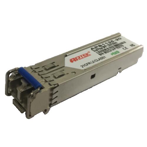 Bộ thu tín hiệu sfp 1.25gbps, 1 core, single-mode aptek aps1113-20