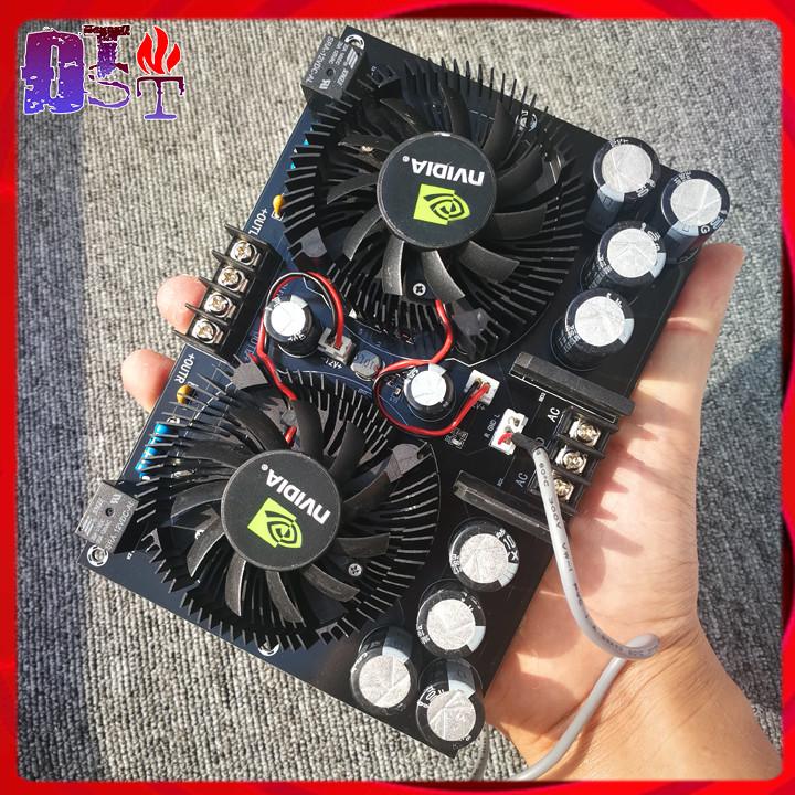 Mạch khuếch đại âm công suất lớn TDA7293 hiệu suất cao 2 x 100W