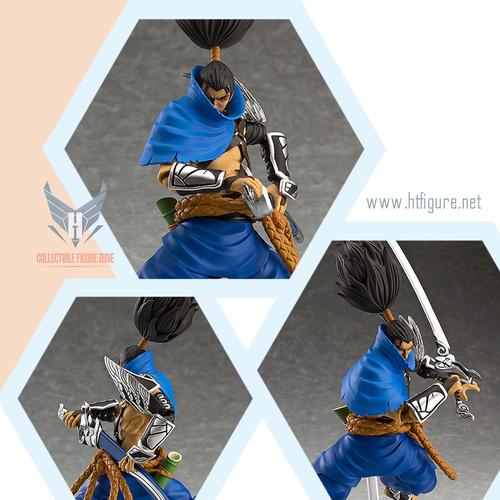 Mô hình nhật bản -figma #sp-077 league of legend yasuo