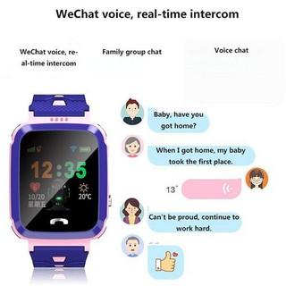 đồng hồ thông minh định vị v16 chống thấm nước - Đồng Hồ V16 x thumbnail