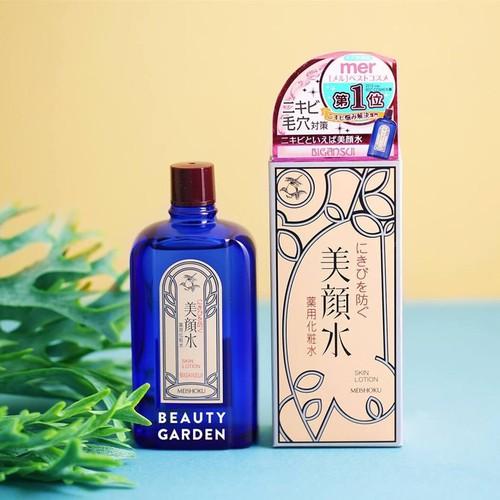 Nước hoa hồng trị mụn meishoku bigansui medicated skin lotion ls214