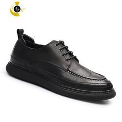 Giày thể thao tăng chiều cao 5-7cm da bò chất lượng thương hiệu GOG GCD0629823
