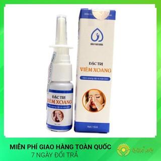 Nước xịt chữa viêm xoang mũi - viemxoangmui2020 thumbnail