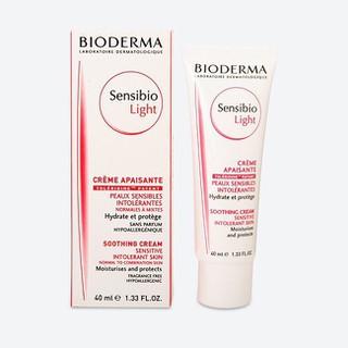 Bioderma Kem Làm Dịu Và Dưỡng Ẩm Da Hỗn Hợp Sensibio Light 40ml - bioderma1 thumbnail