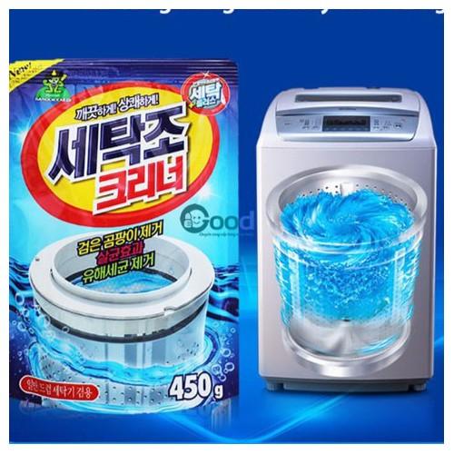 Flash sale combo 2 bột tẩy lồng máy giặt sandokkaebi hàn quốc loại xịn hot hot - 20057275 , 25261413 , 15_25261413 , 32000 , Flash-sale-combo-2-bot-tay-long-may-giat-sandokkaebi-han-quoc-loai-xin-hot-hot-15_25261413 , sendo.vn , Flash sale combo 2 bột tẩy lồng máy giặt sandokkaebi hàn quốc loại xịn hot hot
