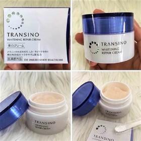 Kem dưỡng ban đêm trị nám mẫu mới - Transino Whitening Repair