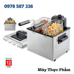 Bếp chiên nhúng điện Sokany 5L
