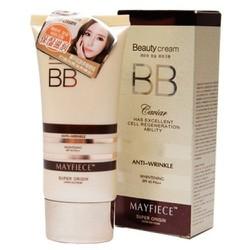 Kem nền dưỡng trắng da BB Beauty cream Mayfiece Hàn Quốc 50ml