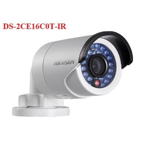 Camera hd-tvi hồng ngoại 1.0 megapixel hikvision ds-2ce16c0t-ir