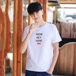 áo thun nam đơn giản cực đẹp dể phối đồ cho nam