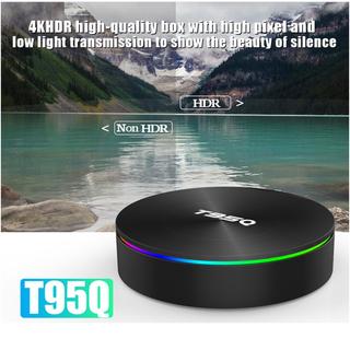 TVBOX Siêu mạnh 4K T95Q-Max 4G RAM 64G ROM Chip - T95Q Android 8.1 g thumbnail