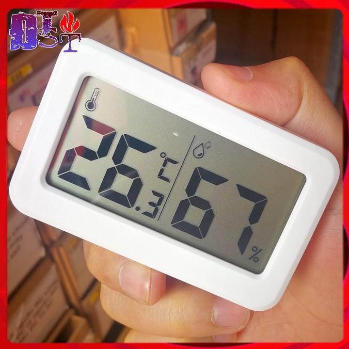 Đồng hồ đo nhiệt độ, độ ẩm phòng PANDUN
