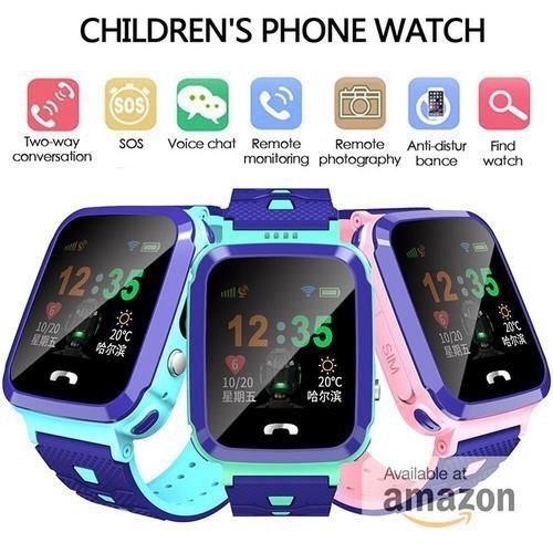 Đồng hồ định vị trẻ em v16