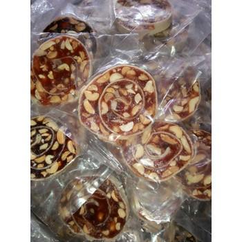 Kẹo Chuối Cuộn Đậu Phộng Siêu Ngon 500g