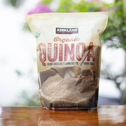 Quinoa Organic Kirkland Hạt diêm mạch