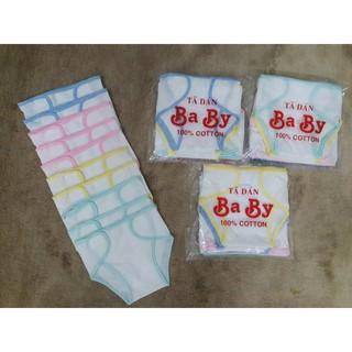 Set 10 Tã vải đóng bỉm cho bé 4 - 8kg - tabim thumbnail