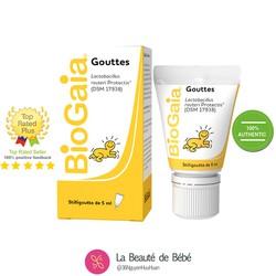 Men vi sinh Biogaia giúp hỗ trợ tiêu hoá giảm táo bón cân bằng hệ vi sinh cho bé HSD 2 năm kể từ ngày sản xuất
