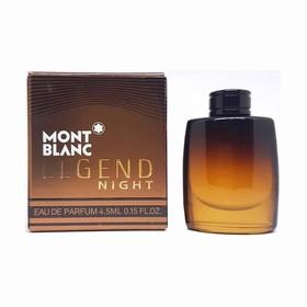 [Chuẩn Auth] Nước hoa mini Mont Blanc Legend Night EDP 4.5ml - SP1042