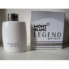 [Chuẩn Auth] Nước hoa Mont Blanc Legend Spirit mini 4.5ml - SP1044