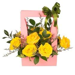 Giỏ hoa tươi Tình yêu bất tử - Hoa18 - 3974