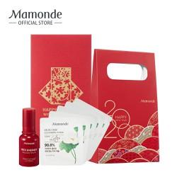 Quà – Bộ quà tặng năm mới giúp làm sạch và cung cấp năng lượng cho làn da rạng rỡ thu hút mọi ánh nhìn Mamonde