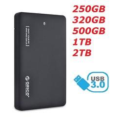 Ổ cứng di động 250GB 320GB 500GB 1TB 2TB – USB 3.0