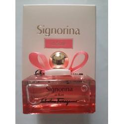 Nước hoa mini  signorina fiore 5ml của Ý chính hãng