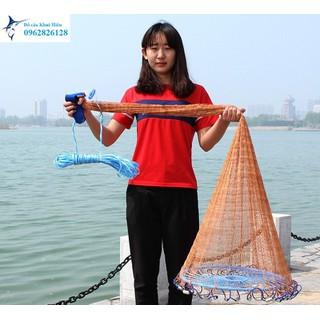 chài đánh cá đĩa bay - 240a 8