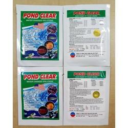 POND CLEAR: Men vi sinh cho cá cảnh