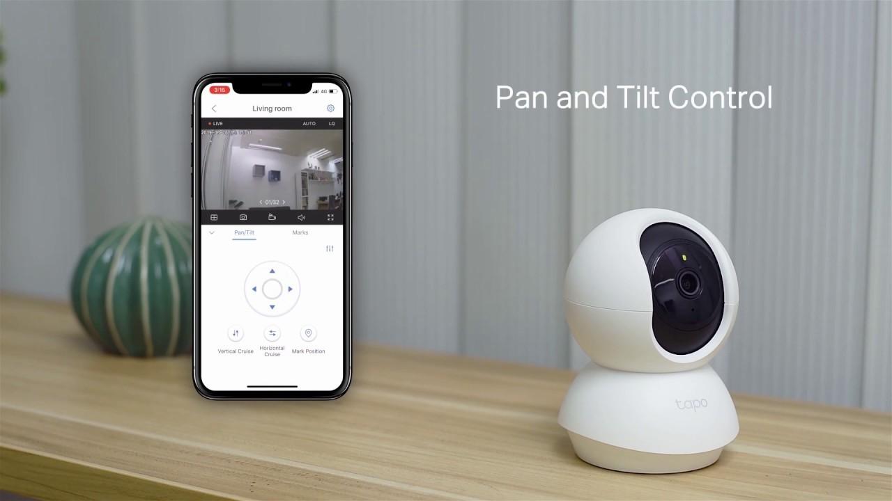 Camera giám sát Wi-Fi TP-Link Tapo C200