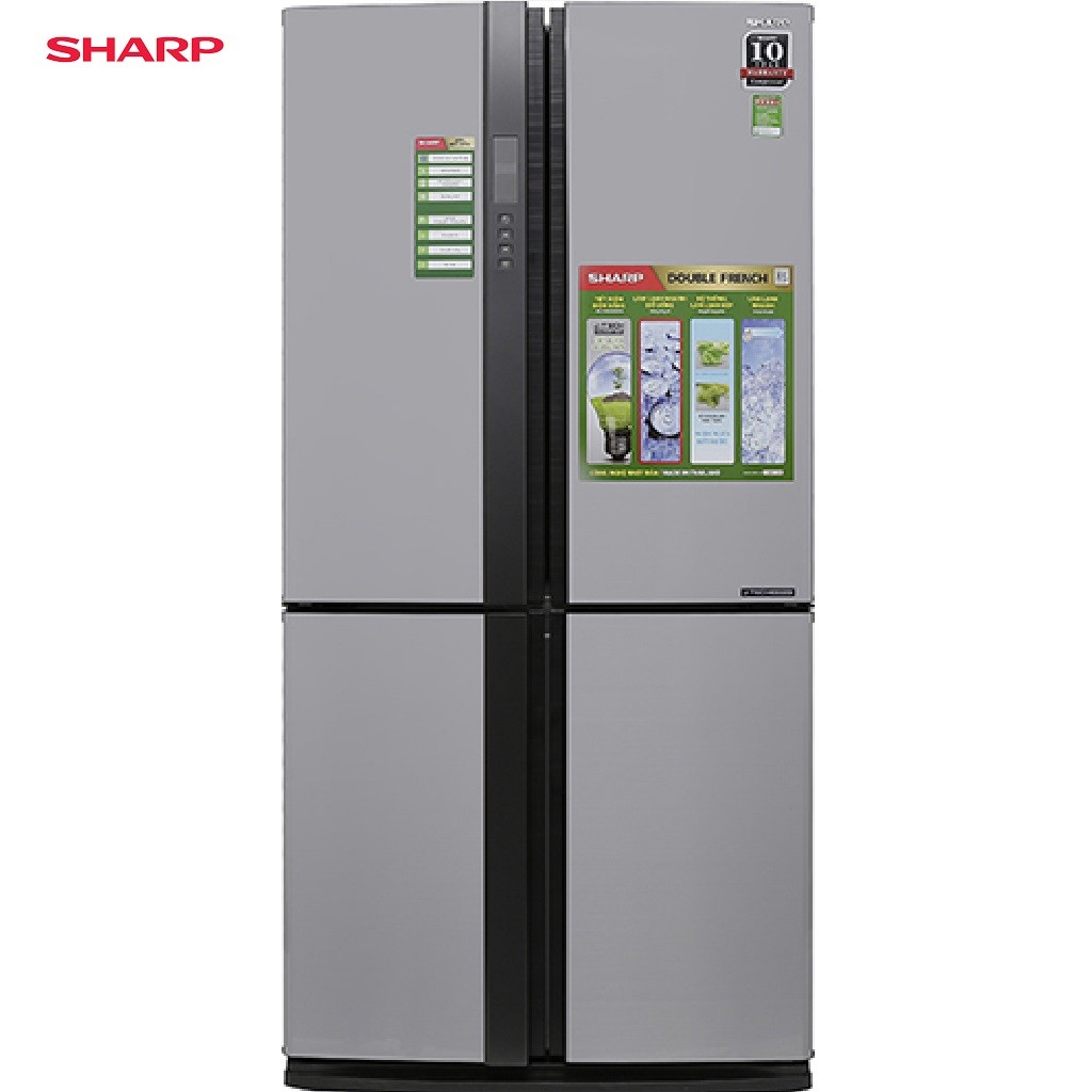 Nơi bán Tủ lạnh Beko Inverter 340 lít RCNT340E50VZX giá rẻ, uy tín, chất  lượng