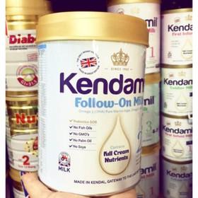 sữa kendamil số 1 lọ 900g date 6/2021 - kendamil số 1