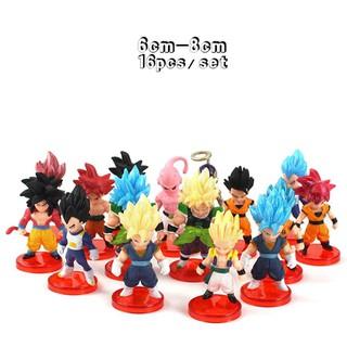 Mô Hình 16 Nhân Vật Trong Truyện Dragon Ball - Có Giá Đỡ Mẫu 02 [ĐƯỢC KIỂM HÀNG] - SHOPBAN7059VN thumbnail