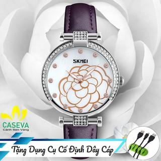 Đồng Hồ Nữ Dây Da - DHA599 Đồng Hồ Nữ Dây Da thumbnail