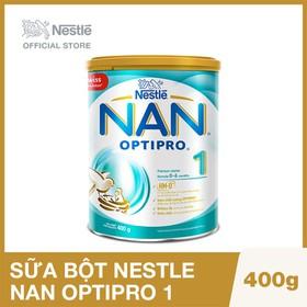 Sữa bột Nestle NAN Optipro 1 - 400g - NAN023060
