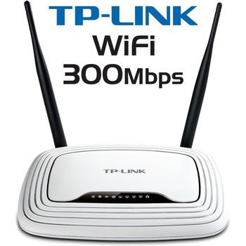 Bộ phát wifi TPLINK TL-WR841N 300Mbps Ver 14.0 - BH chính hãng 24 tháng - TL-WR841N