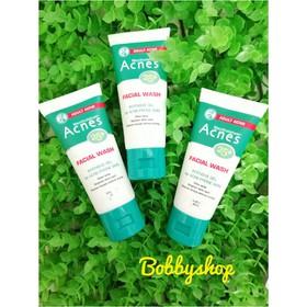 3 chai sữa rửa mặt acnes lọai 25g - acnes25